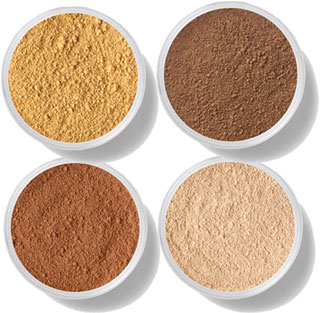 Mineral-Foundation-Shades