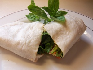 BLT Wraps - Simple Life Mom