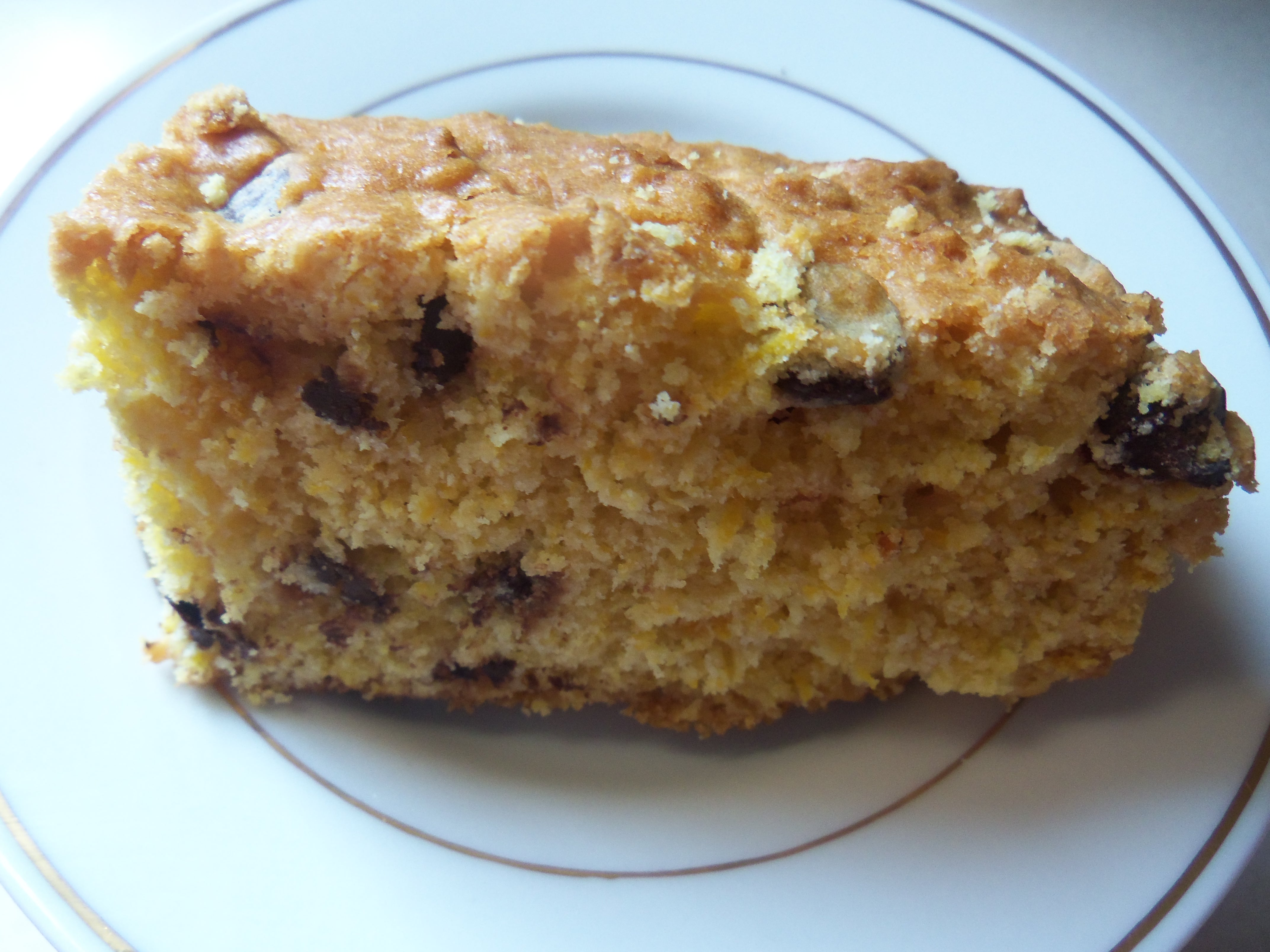 Chocolate Chip Pumpkin Bread - Simple Life Mom